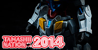 "[Tamashii Nation 2014] Wait! ...... , even if you cannot wait a new ""ROBOT Spirits"" exhibition!"