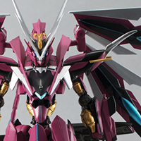 "[Cross Ange] The ROBOT Spirits ""Villkiss"" & ""Enryugo"", introducing movie narrated by Mizuki Nana published!"