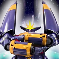 "Release in 9/12! We started to delivery the instructing movie about combining robot ""SOUL OF CHOGOKIN GX-34R Gunbuster Buster Gokin Color Ver.""!"