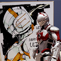 """ULTRAMAN"" is coming! The interview of Mr. Shimizu & Mr. Shimoguchi, the original manga authors!"