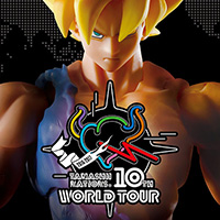 "TAMASHII NATIONS 10th WORLD TOUR ""NEW YORK CITY"" newest information released."