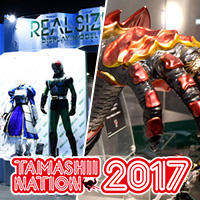 TAMASHII NATION(魂ネイション)2017 アフターレポート<リアルサイズ編>