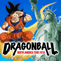 The Biggest Dragon Ball Event is coming to North America! Click here for more information!!