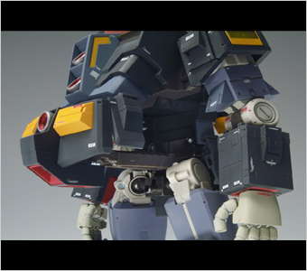 GUNDAM FIX FIGURATION METAL COMPOSITE #1002 サイコ・ガンダム 02