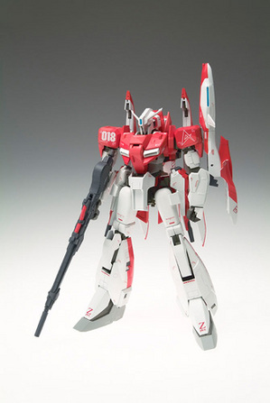 GUNDAM FIX FIGURATION METAL COMPOSITE #1005 Zplus[RED]
