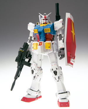 GUNDAM FIX FIGURATION METAL COMPOSITE RX78-02 ガンダム[THE ORIGIN] 01