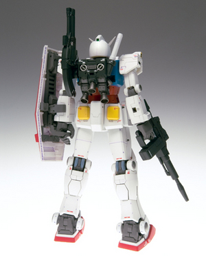 GUNDAM FIX FIGURATION METAL COMPOSITE RX78-02 ガンダム[THE ORIGIN] 02