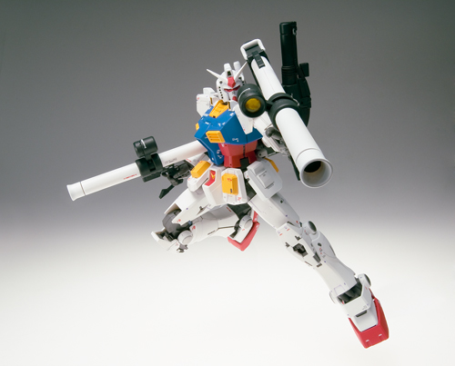 GUNDAM FIX FIGURATION METAL COMPOSITE RX78-02 ガンダム[THE ORIGIN] 03