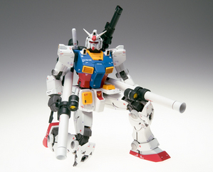 GUNDAM FIX FIGURATION METAL COMPOSITE RX78-02 ガンダム[THE ORIGIN] 05