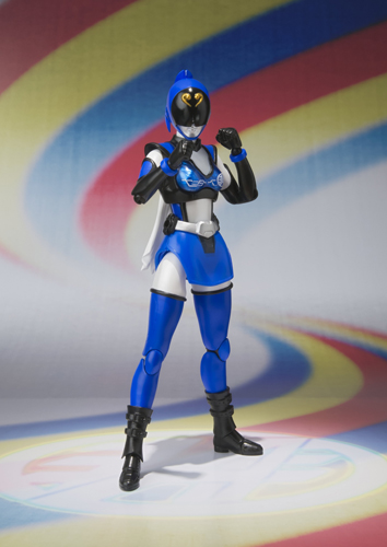 S.H.Figuarts アキバブルー 06