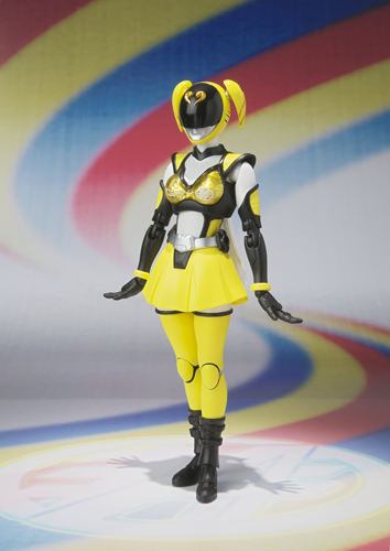 S.H.Figuarts アキバイエロー 01