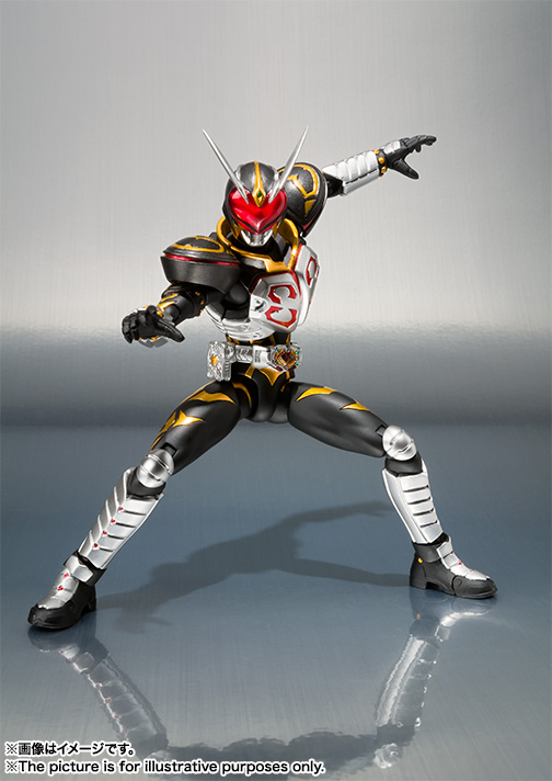 S.H.Figuarts 仮面ライダーカリス 03