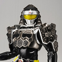 S.H.Figuarts 仮面ライダー黒影 マツボックリアームズ