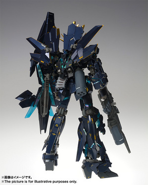 GUNDAM FIX FIGURATION METAL COMPOSITE バンシィ・ノルン(覚醒仕様) 02