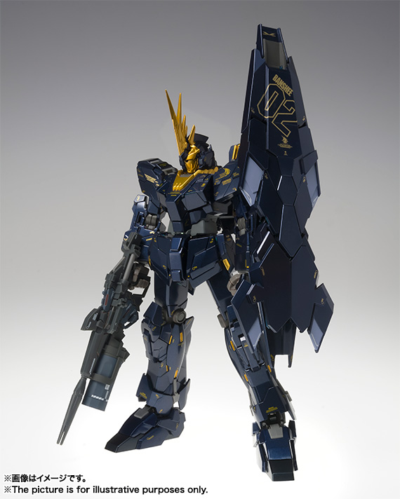GUNDAM FIX FIGURATION METAL COMPOSITE バンシィ・ノルン(覚醒仕様) 03