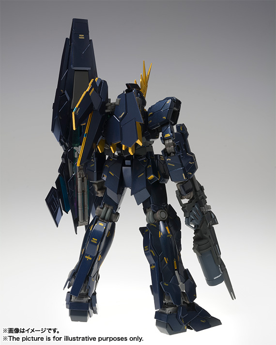 GUNDAM FIX FIGURATION METAL COMPOSITE バンシィ・ノルン(覚醒仕様) 04