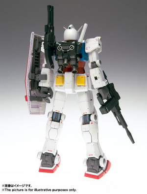 GUNDAM FIX FIGURATION METAL COMPOSITE RX78-02 ガンダム THE ORIGIN [Re:PACKAGE] 02