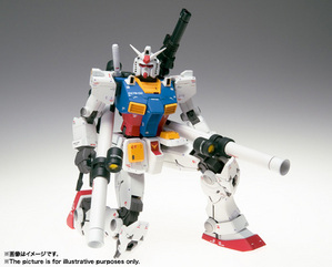 GUNDAM FIX FIGURATION METAL COMPOSITE RX78-02 ガンダム THE ORIGIN [Re:PACKAGE] 05