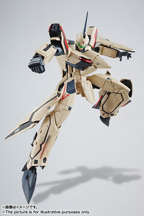 DX超合金 VF-19ADVANCE 08