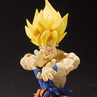 S.H.Figuarts SUPER SAIYAN SON GOKOU Super Warrior Awakening Ver.