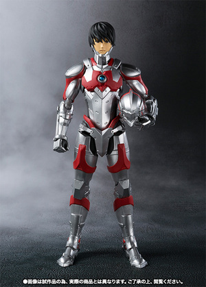 ULTRA-ACT ULTRA-ACT × S.H.Figuarts ULTRAMAN Special Ver. 02