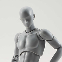 S.H.Figuarts Mr.Body DX SET (Gray Color Ver.)