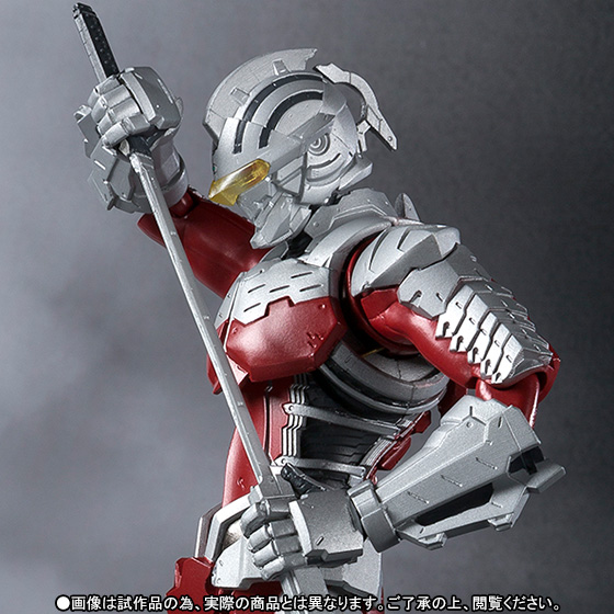 ULTRA-ACT ULTRA-ACT × S.H.Figuarts ULTRAMAN SUIT ver 7.2 01