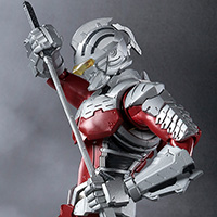 ULTRA-ACT ULTRA-ACT × S.H.Figuarts ULTRAMAN SUIT ver 7.2