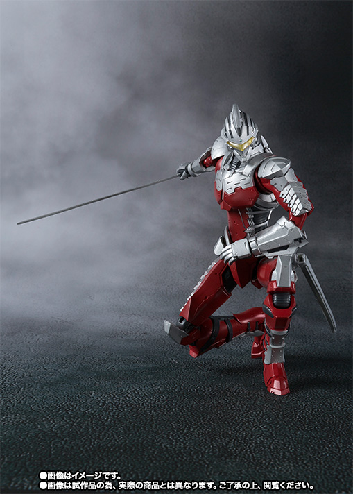 ULTRA-ACT ULTRA-ACT × S.H.Figuarts ULTRAMAN SUIT ver 7.2 08