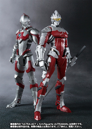 ULTRA-ACT ULTRA-ACT × S.H.Figuarts ULTRAMAN SUIT ver 7.2 09