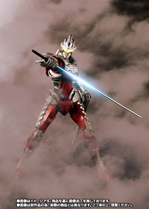 ULTRA-ACT ULTRA-ACT × S.H.Figuarts ULTRAMAN SUIT ver 7.2 10
