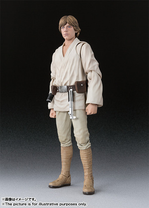 S.H.Figuarts ルーク・スカイウォーカー(A NEW HOPE) 01