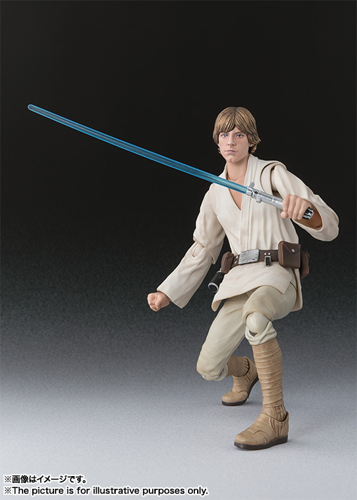 S.H.Figuarts ルーク・スカイウォーカー(A NEW HOPE) 03