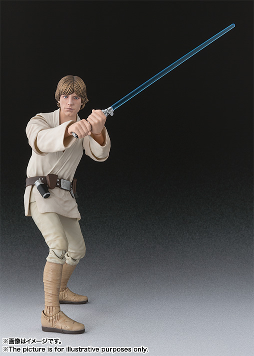 S.H.Figuarts ルーク・スカイウォーカー(A NEW HOPE) 04