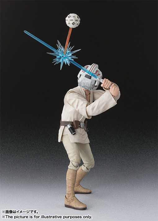 S.H.Figuarts ルーク・スカイウォーカー(A NEW HOPE) 05