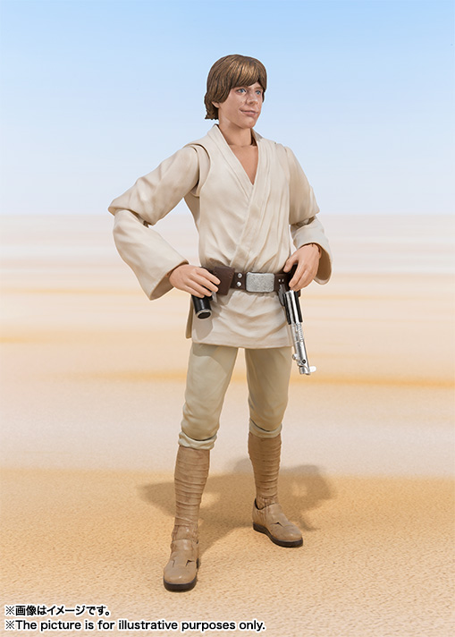 S.H.Figuarts ルーク・スカイウォーカー(A NEW HOPE) 08