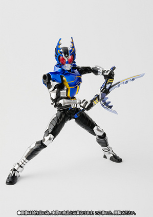 S.H.Figuarts(真骨彫製法) 仮面ライダーガタック ライダーフォーム 04