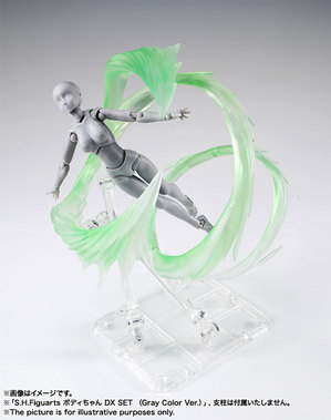 魂EFFECTシリーズ 魂EFFECT WIND Green Ver. 02