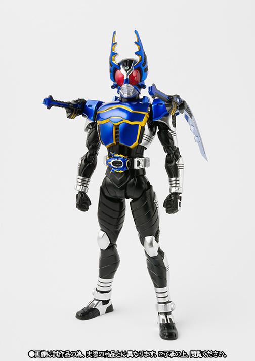 S.H.Figuarts(真骨彫製法) 仮面ライダーガタック ライダーフォーム【2016年10月発送分】 05