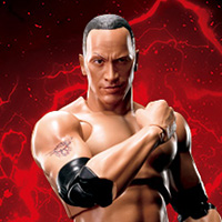 S.H.Figuarts The Rock