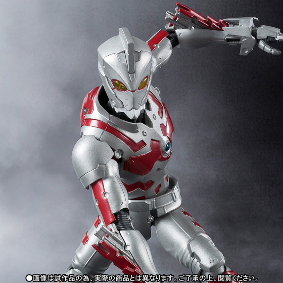ULTRA-ACT ULTRA-ACT × S.H.Figuarts ACE SUIT 01