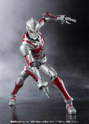 ULTRA-ACT ULTRA-ACT × S.H.Figuarts ACE SUIT 05