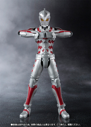 ULTRA-ACT ULTRA-ACT × S.H.Figuarts ACE SUIT 07