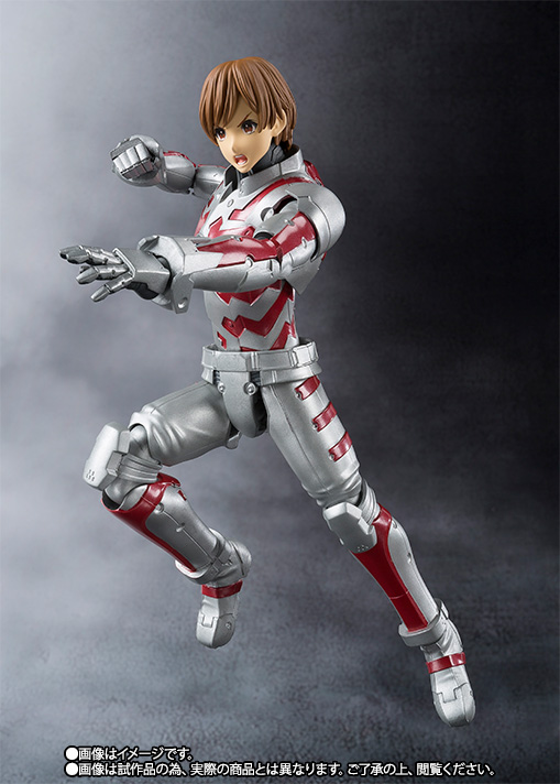 ULTRA-ACT ULTRA-ACT × S.H.Figuarts ACE SUIT 08