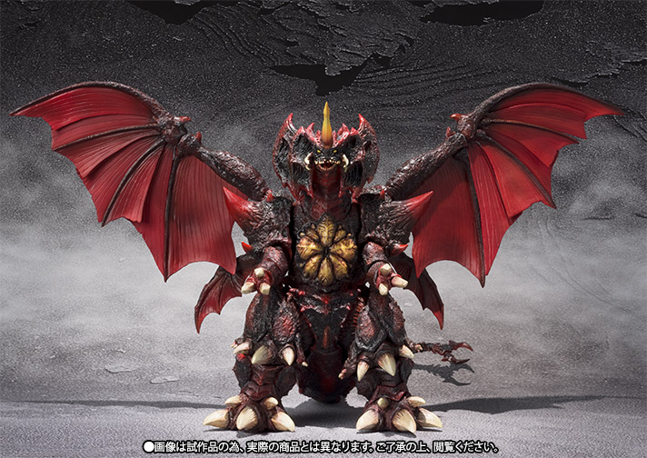 S.H.MonsterArts デストロイア(完全体) Special Color Ver. 04