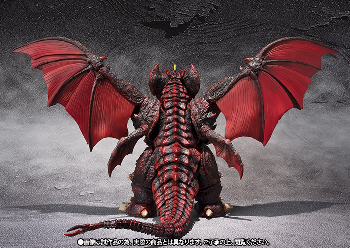 S.H.MonsterArts デストロイア(完全体) Special Color Ver. 05