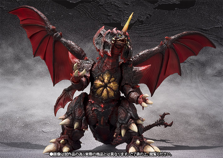 S.H.MonsterArts デストロイア(完全体) Special Color Ver. 06