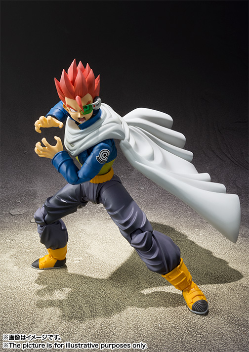 S.H.Figuarts TP(タイムパトローラー) XENOVERSE Edition 02