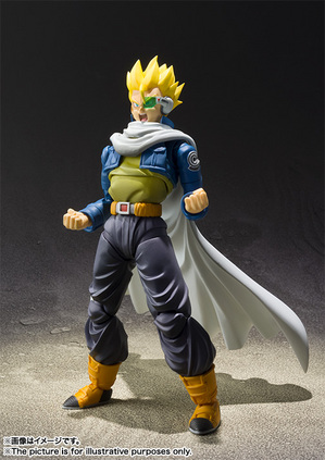 S.H.Figuarts TP(タイムパトローラー) XENOVERSE Edition 03