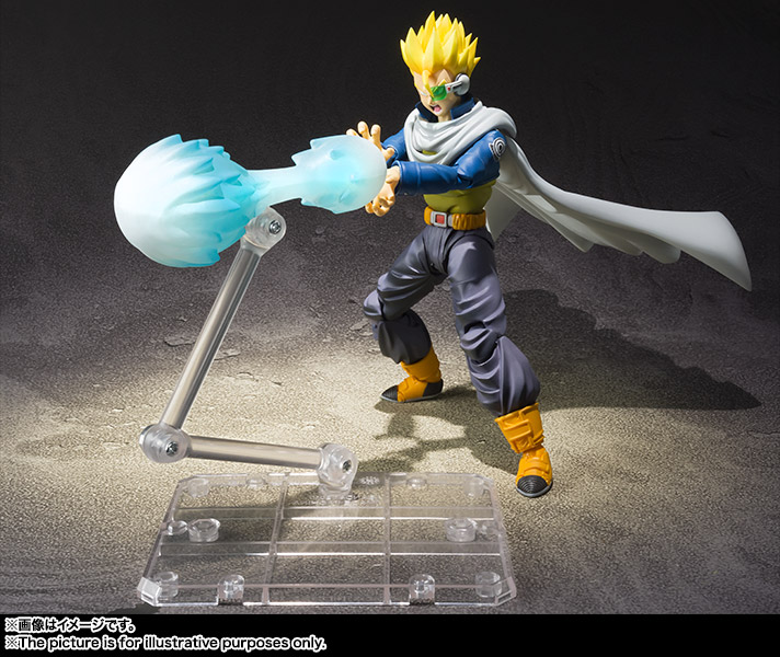 S.H.Figuarts TP(タイムパトローラー) XENOVERSE Edition 04